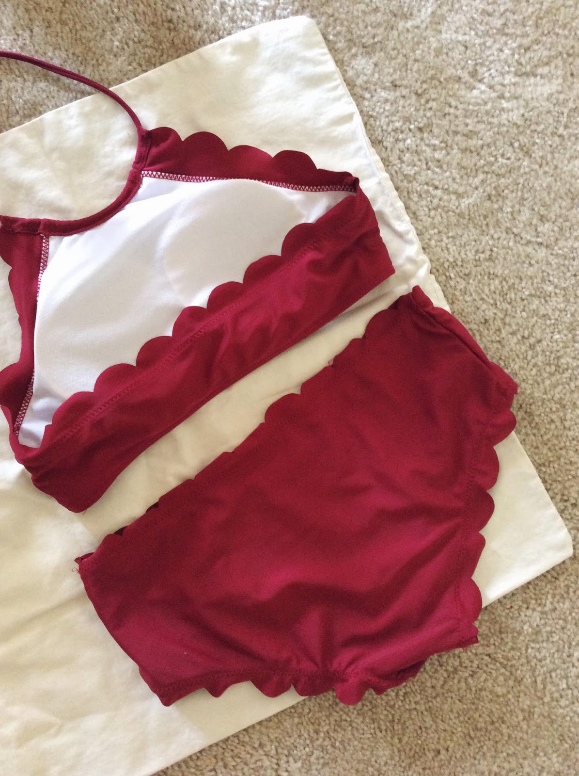 zaful swimsuit review