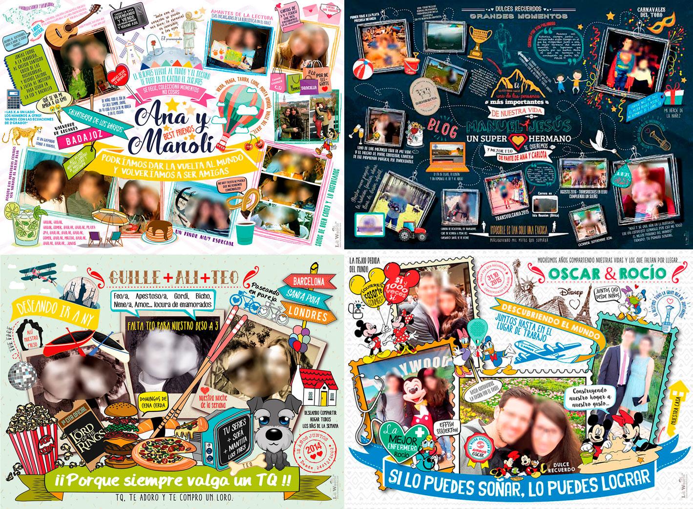 Lola Wonderful_Regalos personalizados y diseño para eventos: San ...