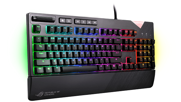 ASUS Republic of Gamers (ROG) Announces ROG Strix Flare