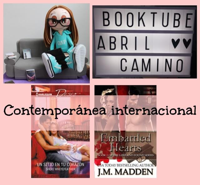 Booktube: ¡Lecturas para el verano! Romántica contemporánea internacional