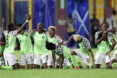 BREAKING: Nigeria's Super Falcons Defeat South Africa To Win 9th AWCON Title
