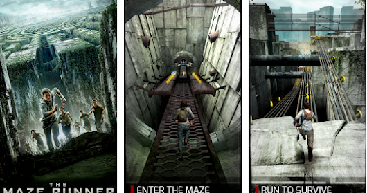 The Maze Runner Mod APK + Data