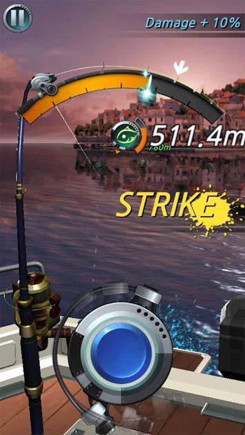 Baixar Anzol de pesca v 2.3.6 apk mod DINHEIRO INFINITO