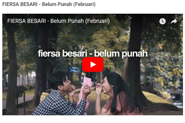 Cara pasang video youtube di blog amp