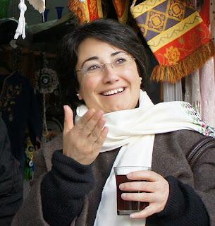 Haneen Zoabi. (Photo from Wikimedia Commons)