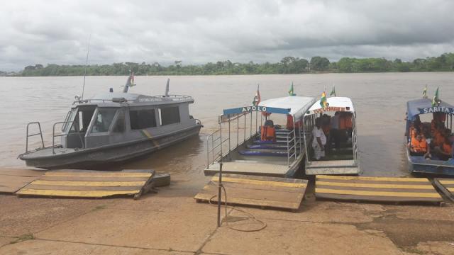 """Agência Fluvial de Guajará-Mirim promove Operação """"Travessia Segura II"""""""