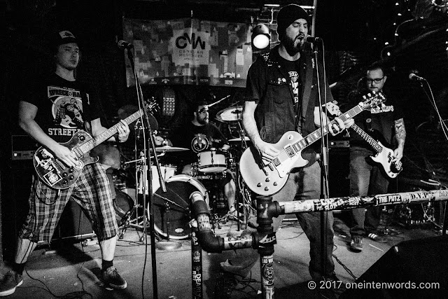 Critical Hit! at The Bovine Sex Club for Canadian Music Week CMW 2017 on April 21, 2017 Photo by John at One In Ten Words oneintenwords.com toronto indie alternative live music blog concert photography pictures
