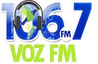 Rádio Voz FM 106,1 de Foz do Iguaçu PR