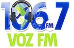 Rádio Voz FM 106,1 de Foz do Iguaçu - Paraná
