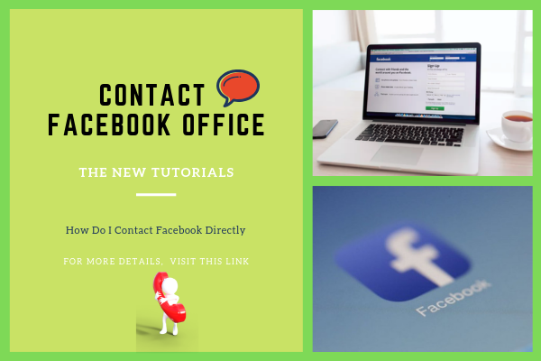 How Can I Contact Facebook<br/>