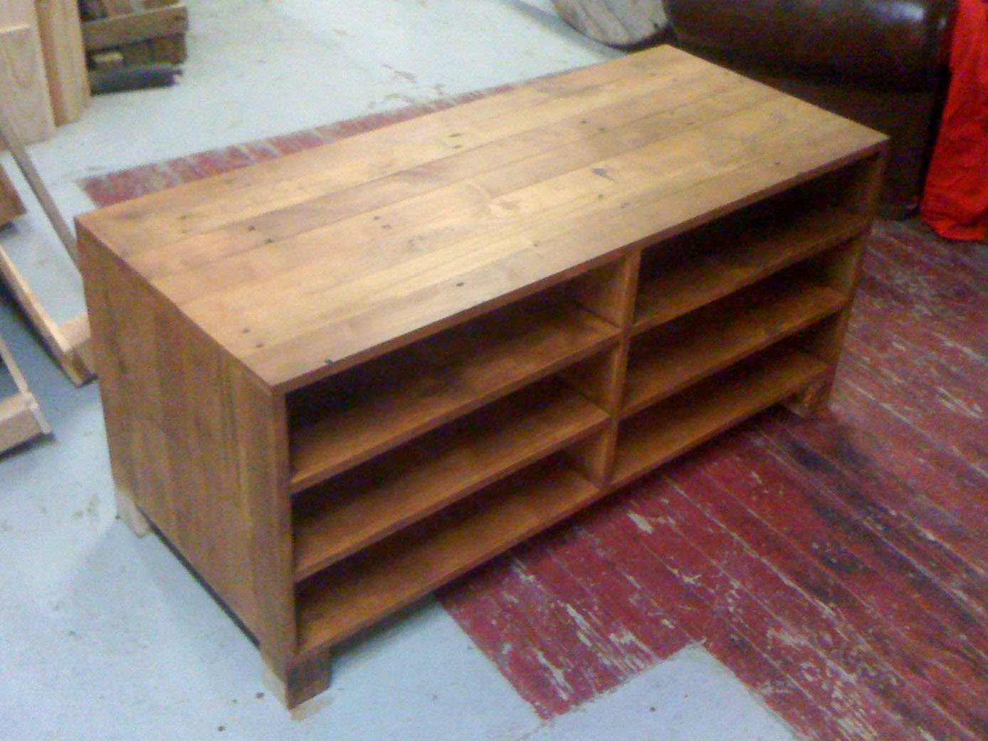meuble en palette achat. Black Bedroom Furniture Sets. Home Design Ideas