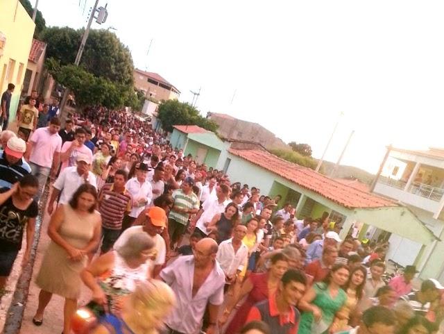 Procissão encerra festa do padroeiro São José em Cel. João Pessoa