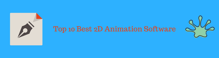 10 best 2d animation maker tools