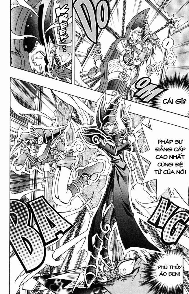 YUGI-OH! chap 275 - chỉ 1 điểm gốc trang 10