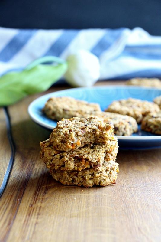 Carrotcake Cookies