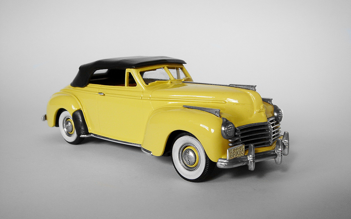 american icons 1 43 collection 1941 chrysler new yorker. Black Bedroom Furniture Sets. Home Design Ideas