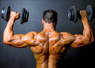 cara membuat badan kekar dan tubuh atletis