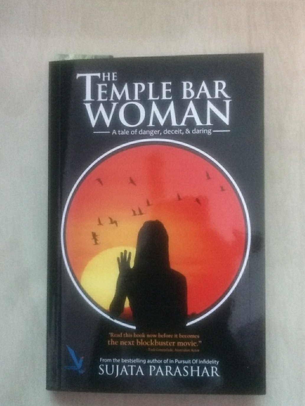The Temple Bar Woman  Book Review