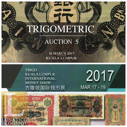Trigo Auction & Money Show