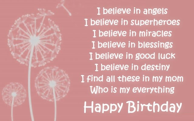 Happy Birthday Quotes for Mom in Heaven I Miss You Wishes to – Happy Birthday Greetings for Mom