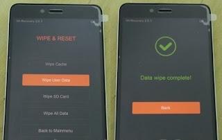 Cara Menghapus Iklan di Redmi Note 2 Dengan Ganti ROM