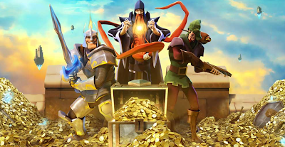 The Mighty Quest For Epic Loot - présentation