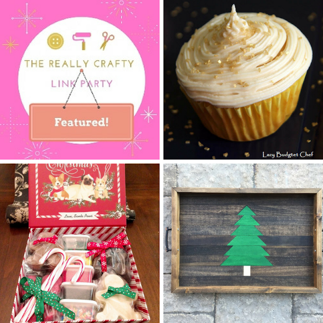 The Really Crafty Link Party #95 featured posts