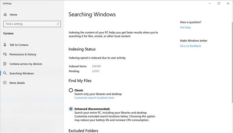 Fitur Pencarian Canggih Yang Akan Muncul Pada Pembaruan Windows 10 2019