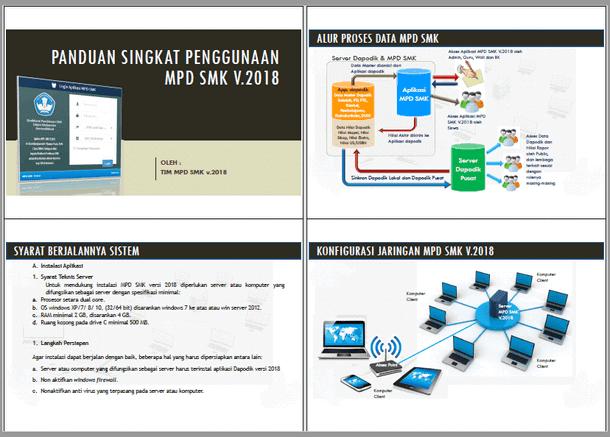 Panduan Aplikasi MPD (Manajemen Penilaian Digital) SMK Versi 2018.c