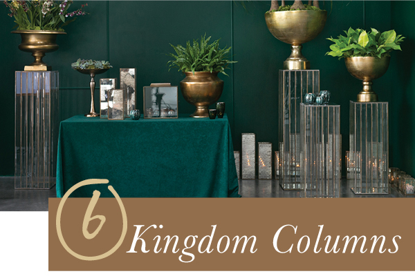 Accent Decor Bestseller: Kingdom Columns