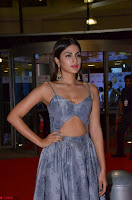Rhea Chakraborty in a Sleeveless Deep neck Choli Dress Stunning Beauty at 64th Jio Filmfare Awards South ~  Exclusive 031.JPG