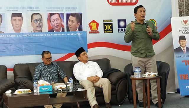 HRS Center: Kalau Prabowo Menang, Yakinlah Imam Besar akan Pulang