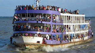 """"""" বরিশাল কুয়াকাটা রুট অমানবিক যাত্রি হয়রানি: দেখার কেউ নেই"""""""