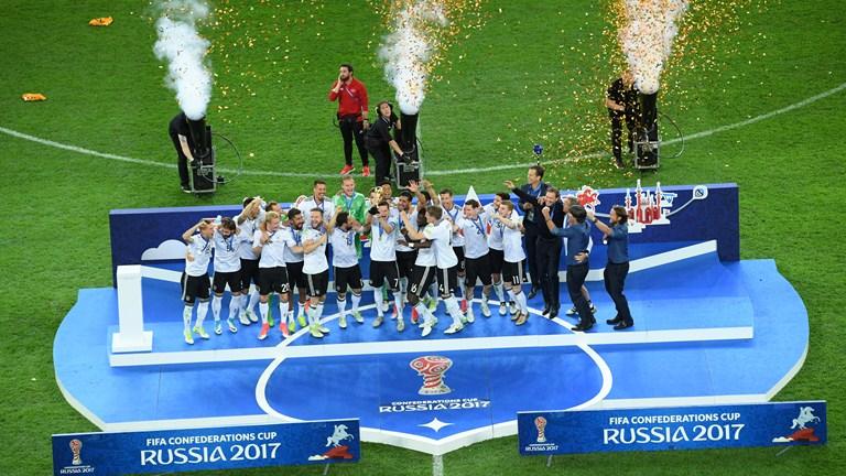 d0016a56a5622 Alemanha vence o Chile e é campeã da Copa das Confederações ~ O ...