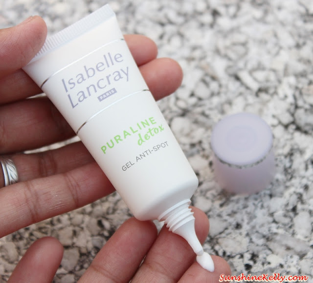 Isabelle Lancray Puraline Detox, Perfecting Detox Cream & Gel Anti Spot, Isabelle Lancray Puraline Detox Perfecting Detox Cream, Isabelle Lancray Puraline Detox Gel Anti Spot, Isabelle Lancray, Puraline Detox skincare range, beauty review