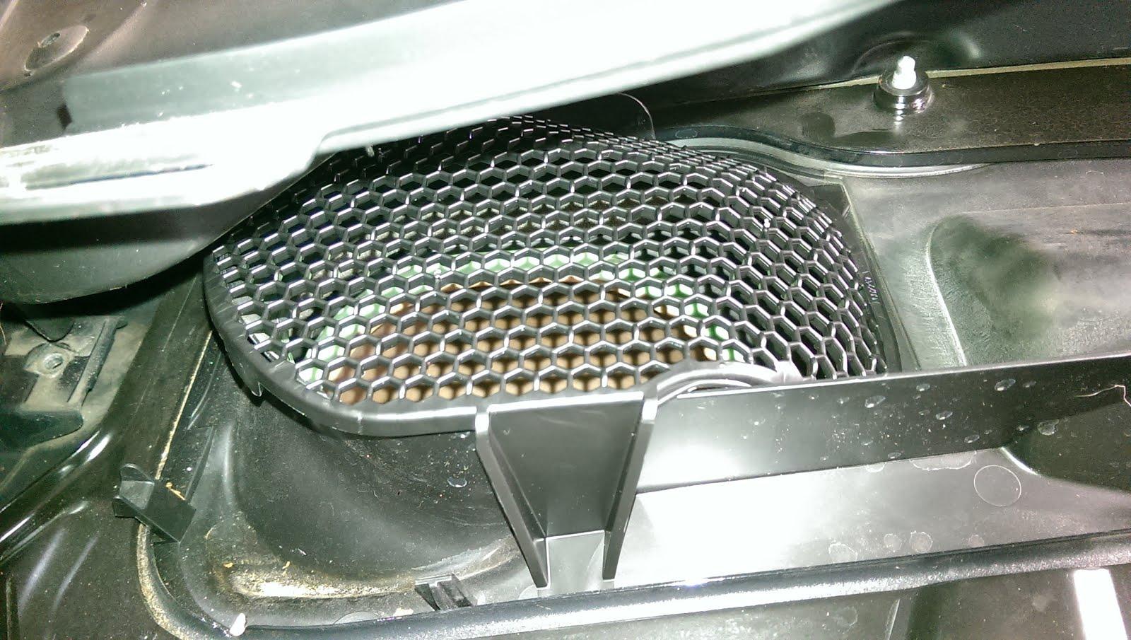 BMW Virtuoso: BMW 3 Series F30 A/C Blower Motor Noise