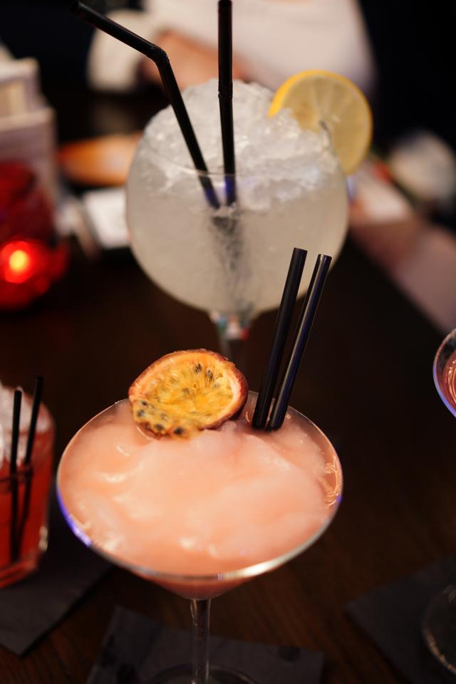 Hello Freckles Eat Drink Sunderland Restaurant Week Food Gin