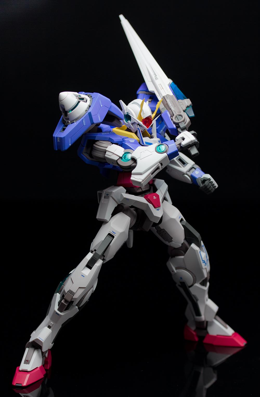 Tumacher Gunpla Inochi Mg Gundam 00 Raiser Review By