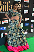 Lakshmi in a Crop Top Choli Ghagra  at IIFA Utsavam Awards 2017  Day 2 at  19.JPG