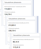 TradeTracker affiliate månadsinkomster