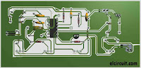Top Layer PCB Design Tone Control