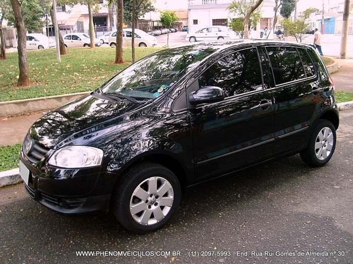 VW Fox 1.6 Route Flex 2008 semi-novo