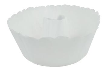 refil bolo redondo com furo 450 à 650 gramas