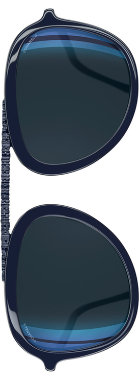 Chanel Pilot Winter 2017 Sunglasses
