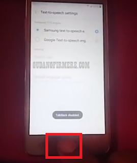 Lupa Password Email Samsung J2 Prime SM-G532G