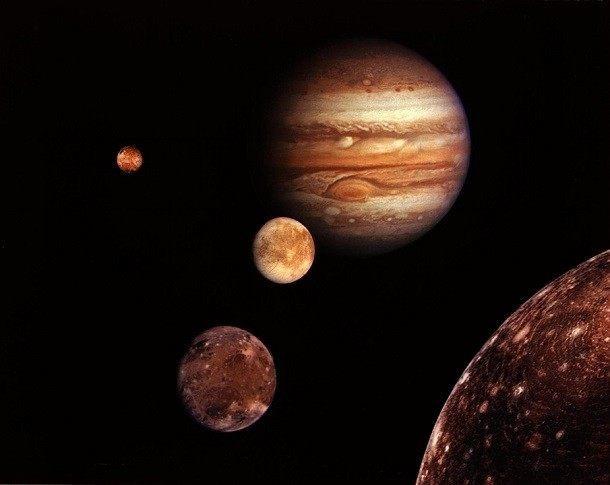اشياء مدهشة في الفضاء الخارجي يمكن أن تراها بالعين المجردة !