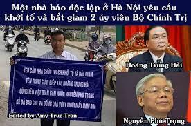 Bắt tên phản động Lê Anh Hùng