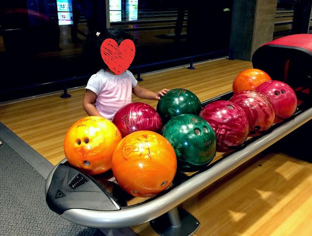 Ten Pin Bowling at Cozmo, Kuwait