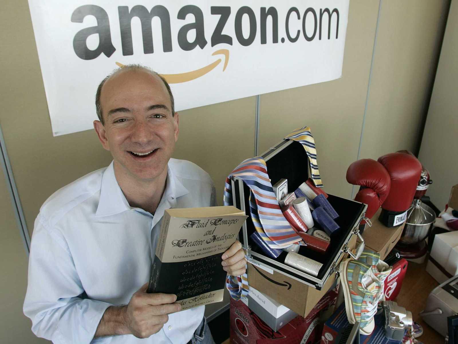 Con đường trở thành ông chủ Amazon của cậu bé 'câu trộm' điện hàng xóm -4