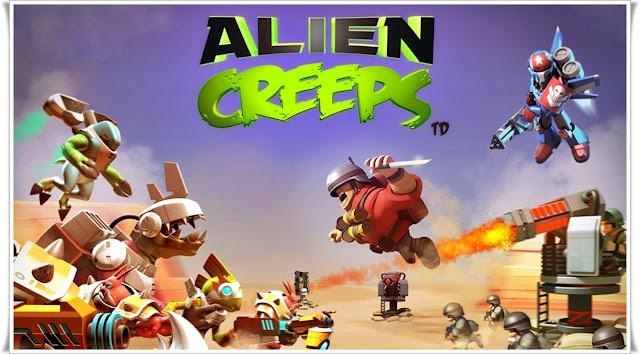 Alien-Creeps-TD-Logo